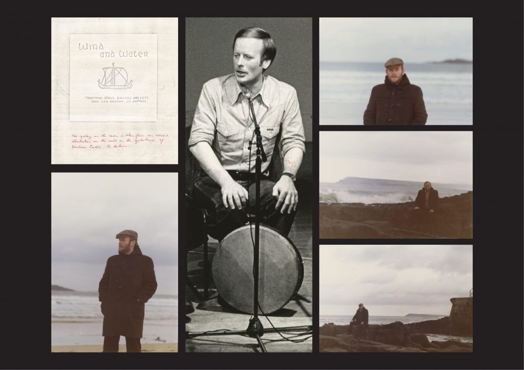 Len Graham – Wind and Water back cover