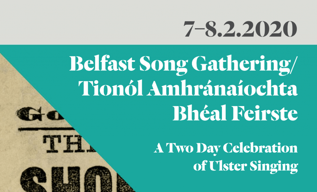 Belfast Song Gathering