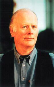 Irish traditional singer Len Graham