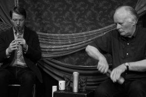 Len Graham and Brian Ó hAirt