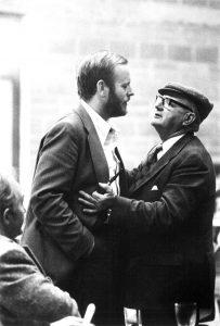 Len Graham and Joe Holmes