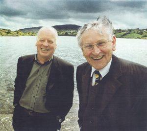 Len Graham and John Campbell