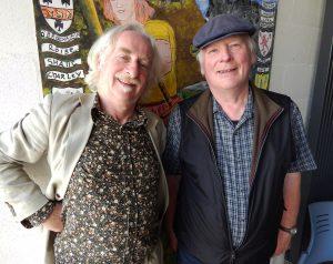 Len Graham and Jack Lynch