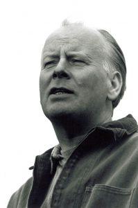 Ulster singer and storyteller Len Graham