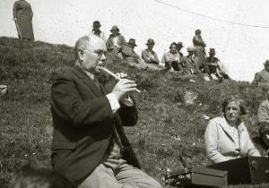 Irish Musicologist Sam Henry
